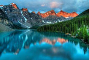 Canada-Fluss